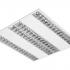 Fluo ugradbena stropna lampa OMS UX-RELAX ECO PV PAR-V A1L1 G5 4x14W, ECG