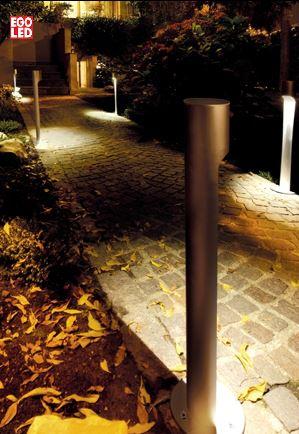 Podna lampa Egoluce LED Kepi 3502