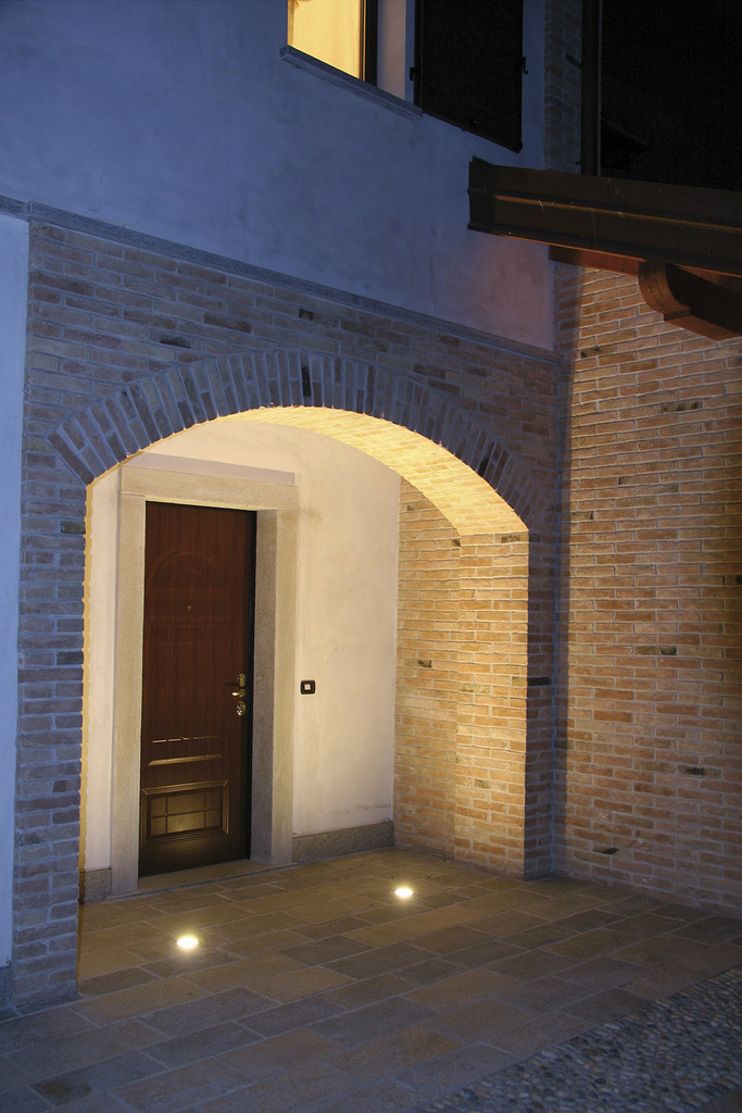 Zidna ili podna lampa Ares Chiara LED IP 67 530003