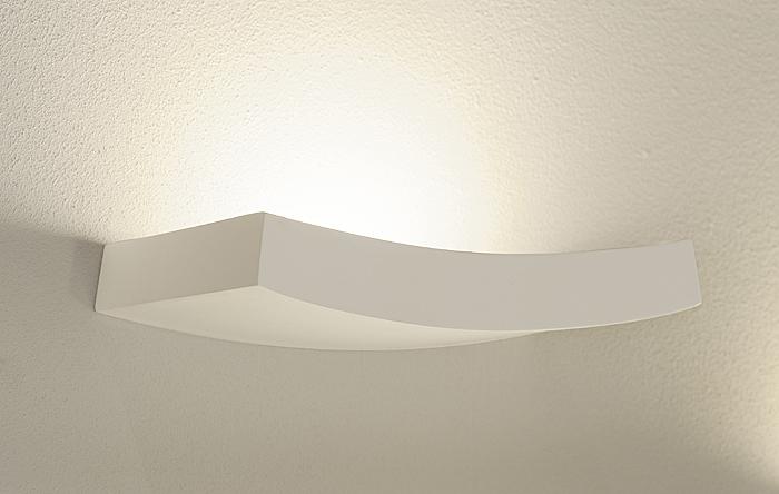 Zidna lampa SLV Big White GL 102 CURVE R7s 78mm, max. 100W 148012