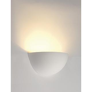 Zidna lampa SLV Big White GL 101 E14, max. 40W 148013