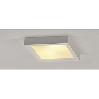 Stropna lampa SLV Big White GL 104 E27, max. 2x 25W 148002