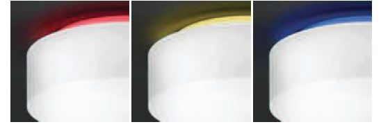 Vanjska stropna ili zidna lampa Kreadesign Disco 310 IP65  231