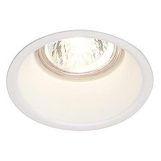 Ugradbena stropna lampa SLV HORN GU10 max. 50W  112911