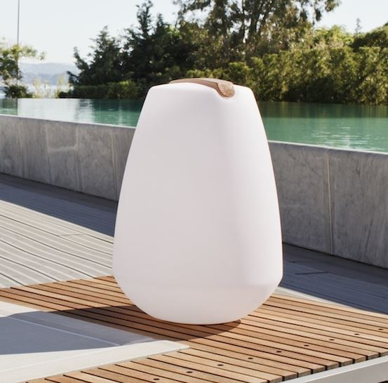 Bežična LED lampa Smart&Green Vessel IP68