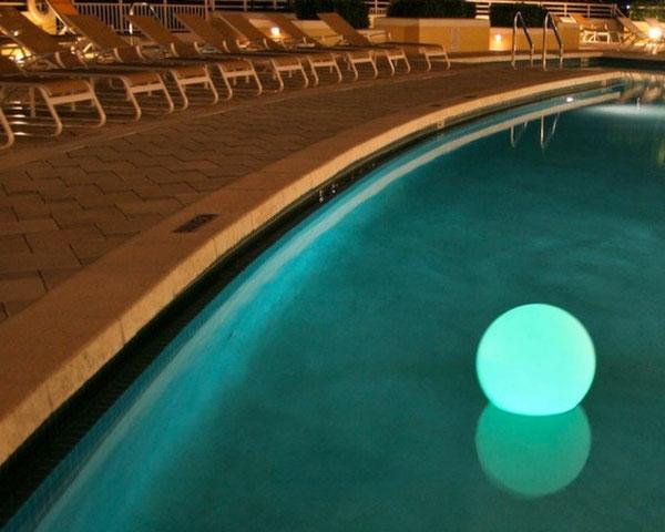 Bežična LED lampa Smart&Green Pearl IP68